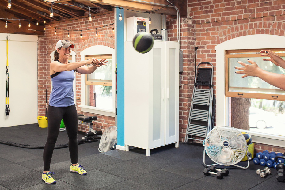 Stability and Strength Training